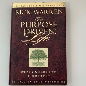 Book: The Purpose Driven Life